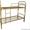 Армейские металлические кровати для солдат, кровати для казарм, кровати дёшево - Изображение #3, Объявление #1479517
