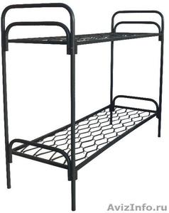 кровати для рабочих, кровати двухъярусные для строителей, кровати для лагеря - Изображение #5, Объявление #905273