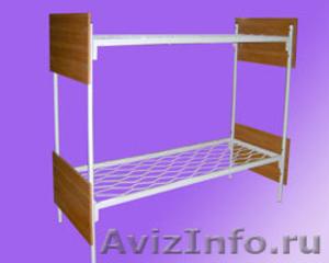 кровати для рабочих, кровати двухъярусные для строителей, кровати для лагеря - Изображение #4, Объявление #905273