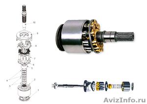 Роторная группа Sauer Danfoss 90L75/30/42/55/100/130/180/250 - Изображение #1, Объявление #1225071