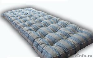 Кровати железные одноярусные для санаториев, кровати для рабочих, кровати оптом - Изображение #9, Объявление #1478852
