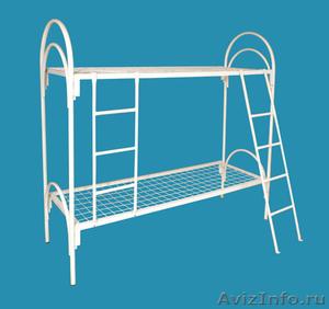 Кровати металлические для времянок, кровати для общежитий, кровати низкие цены - Изображение #4, Объявление #1479389
