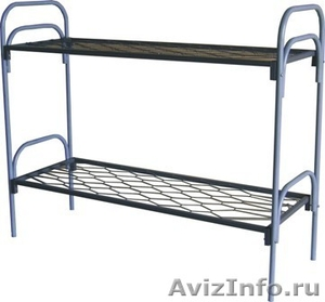 Кровати металлические для времянок, кровати для общежитий, кровати низкие цены - Изображение #5, Объявление #1479389
