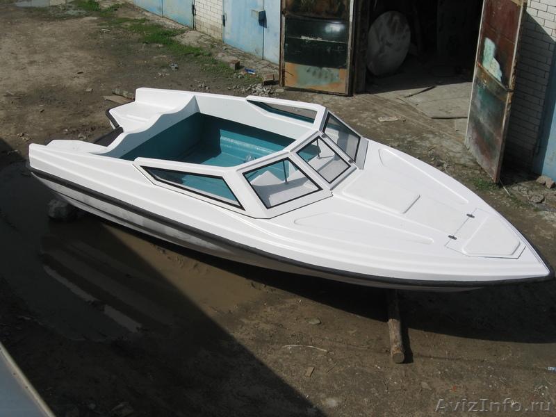 лодка из композита своими руками