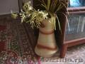 Напольная ваза,  высокая керамическая напольная ваза