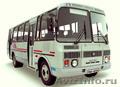 ЗАКАЗ АВТОБУСОВ. Пассажирские перевозки автобусами ПАЗ