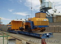 Перевозки грузов в Туркменистан