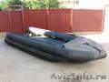 Лодка коростная надувная  СНЛ-8  с мотором Нептун 23.Распродажа! Скидка 50%
