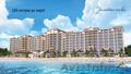 Комплекс апартаментов на песчаном побережье Крымского полуострова