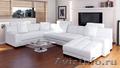 Модульный диван из итальянской кожи от производителя