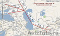 Перевозки грузов в Туркменистан/Иран через Астрахань