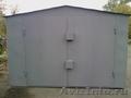 Новый металлический гараж 3, 5*6, 0*2, 3