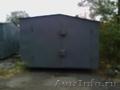 Новый металлический гараж 4.0*6, 0*2, 3