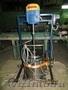 Диссольвер пристенный с быстросъемным сменным валом