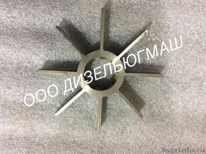 Крылатка насоса 2ОК1.123.1.1 на компрессор 2ОК1, Объявление #1509208
